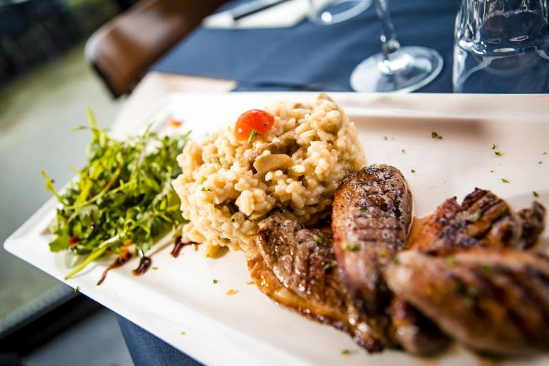 Vente De Plats Cuisines A Emporter Restaurant Italien Avec